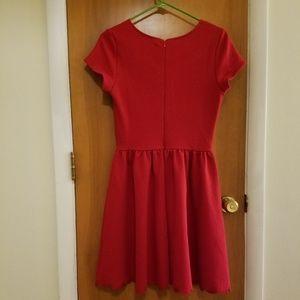 Francesca's Collections Dresses - Francesca's Collection Red Dress